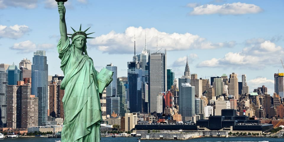 Perfect family hotel  in NY ! - Brooklyn - Apartemen
