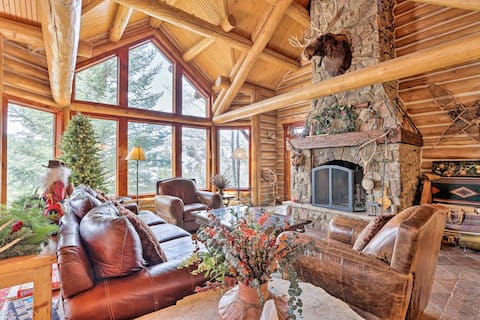 Extravagant Private Cabin By Beaver Creek + Vail!