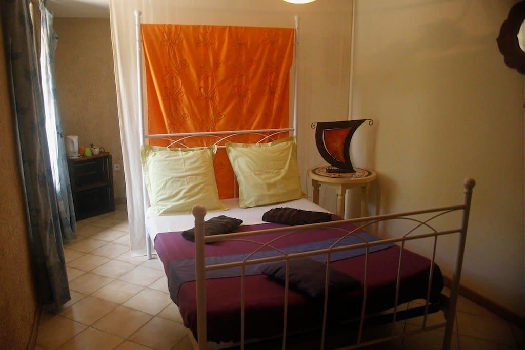 la chambre Camille