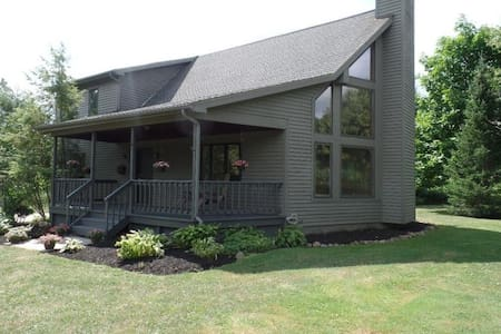 RNC - Gorgeous Contemporary Home - Chardon