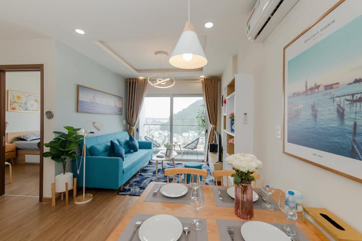 Hi-Home#9✩2BR Apartment✩BEST BAY VIEW @HALONG BAY