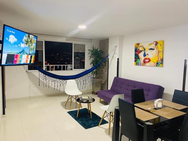 Apartamento Turístico Mirador De La Cruz