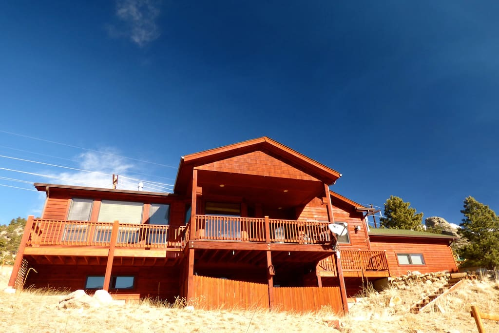 Enjoy the comforts and privacy of this 2200 sq ft home