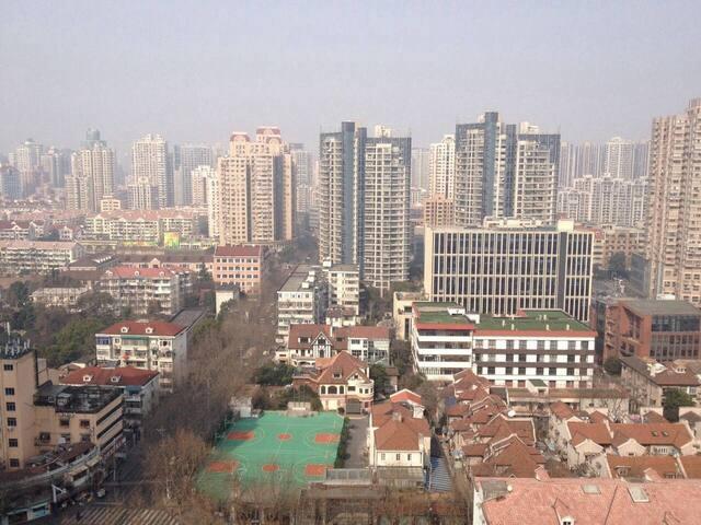 Jing An Comfort Private High Floor Bedroom Wu Ding