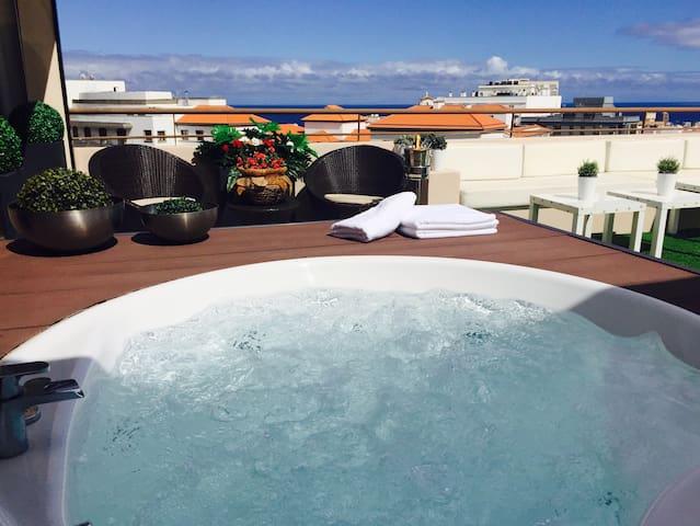 New Luxury Mencey Penthouse