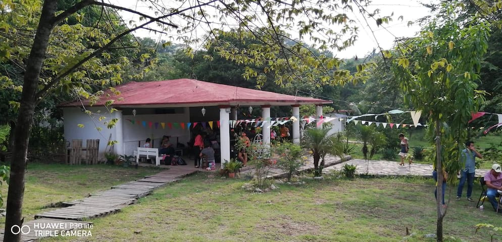 Camping el oasis