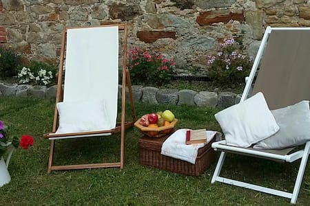 Encantador estudio con jardín para dos en Galizano - Cantabria - Leilighet