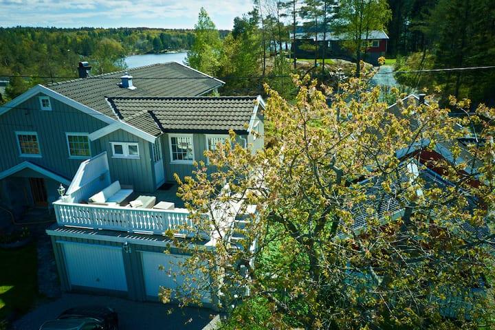 Nydelig liten Sørlands leilighet til leie!