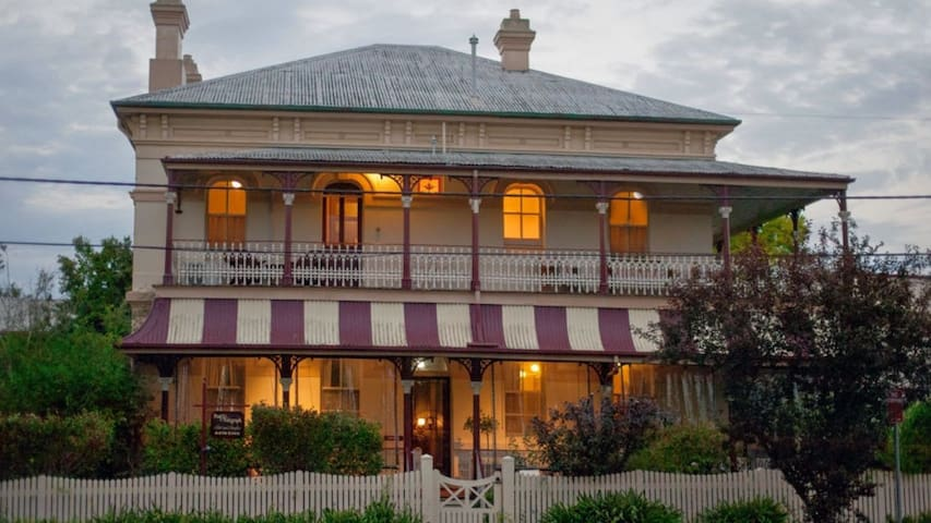 Step into the charm of yesteryear in Moruya