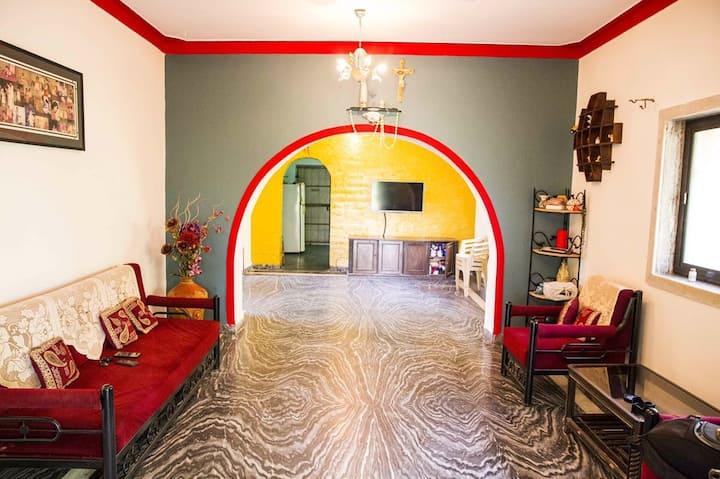 entirely your villa by lake veiw zuari