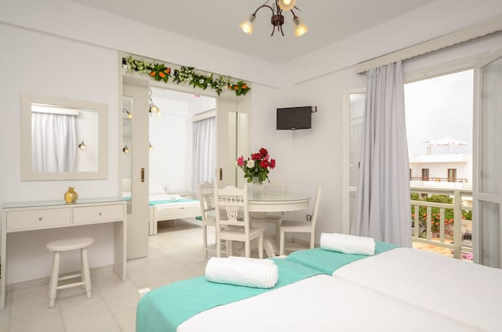LYGDAMIS HOTEL -Apartment with 2 Bedrooms