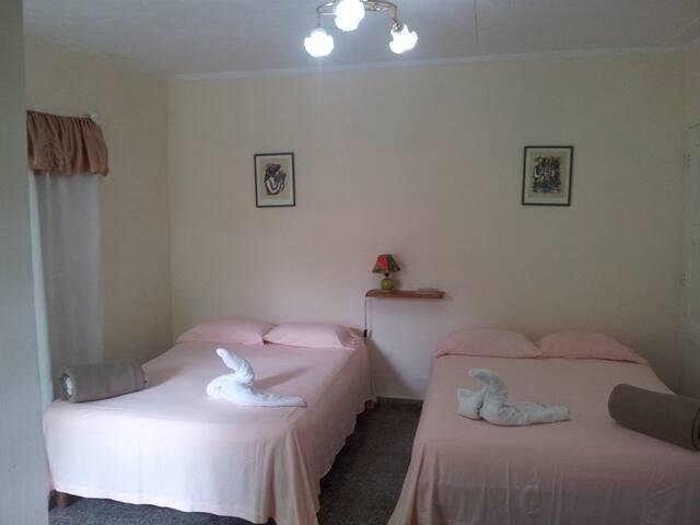 Villa Dona Estrella Room 2 (TERR) - Artemisa Province - Apartment