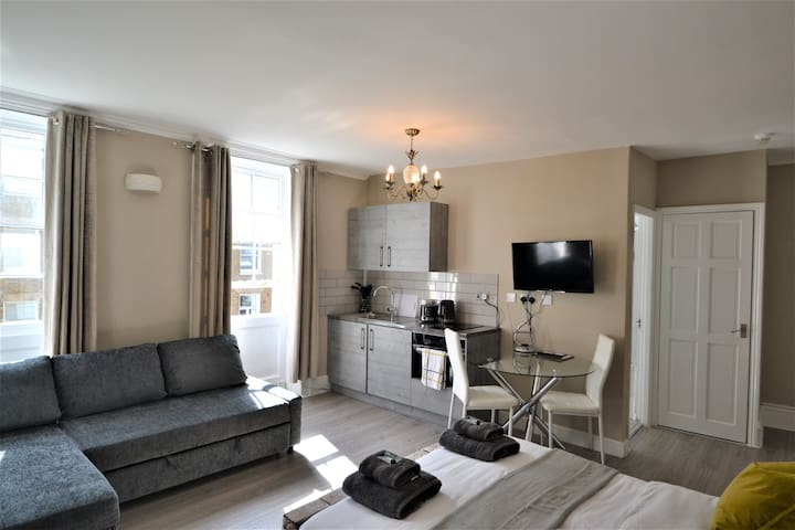 Great Decor in Marylebone, Studio Apartment
