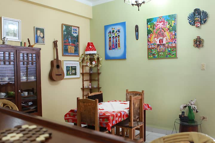 Room for rent Havana Open, Casa Consulado 4