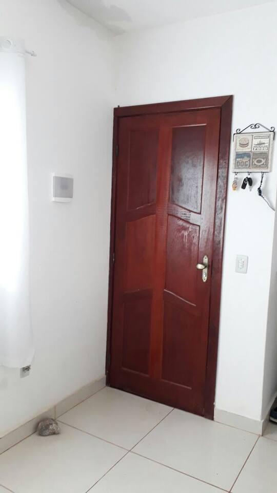 Porta Suíte 1