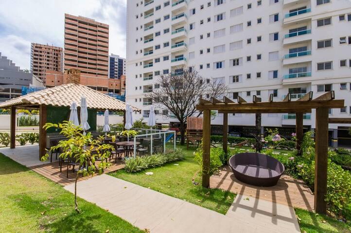 Quarto inteiro em área nobre de BH - Belo Horizonte - Apartment