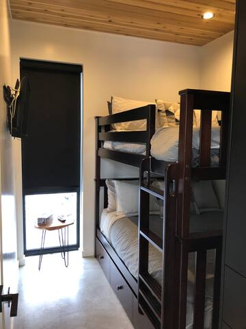 Double over Double Bunk
