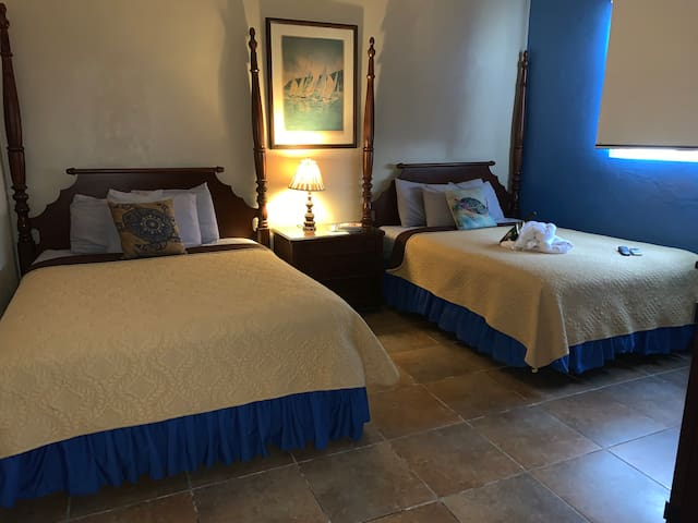 Eco-friendly Double Room for 4 guests max