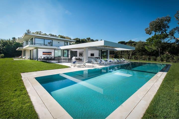 Villazzo Villa Margot - Ramatuelle