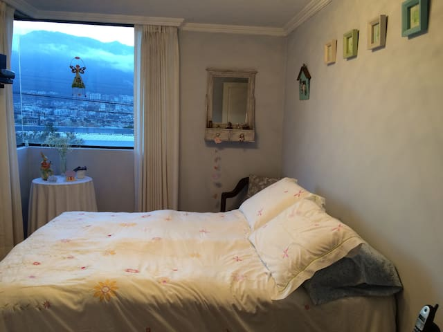 Hermosa habitación - Quito - Apartment