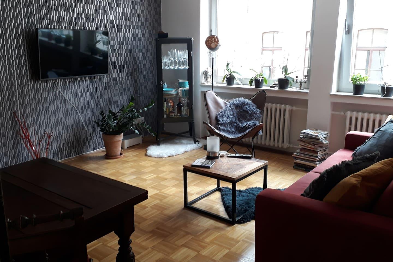 Gemütliche Wohnung in Köln Deutz