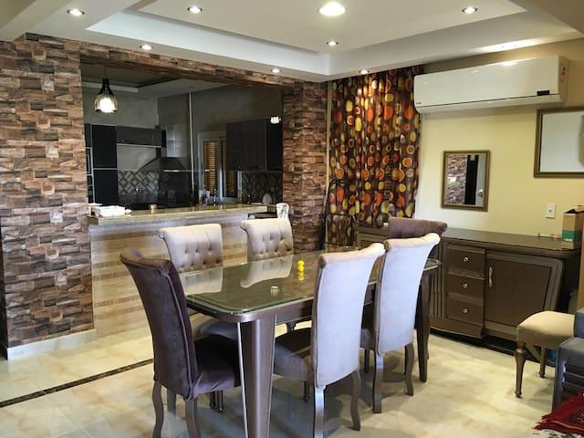 Luxury 2 Bedroom Apartment in New Cairo
