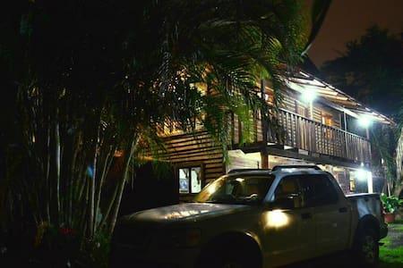 Cabaña rústica de madera en Xico, Veracruz. - Xico - Stuga