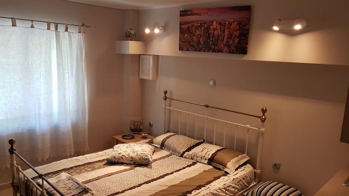 B_Konstantinos apartment, new house.
