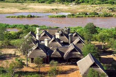 Mjejane Private Game Reserve Lodge 33. - Malelane