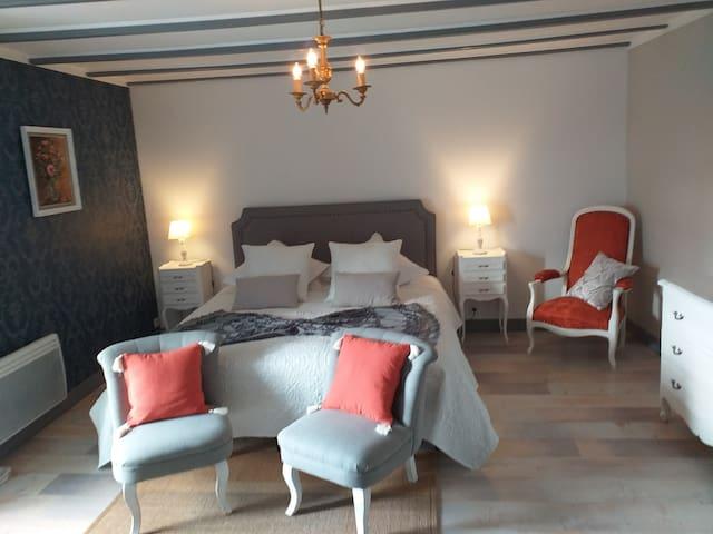Chambres d'Hôtes 'MONTIS MAURELLI' chambre 1