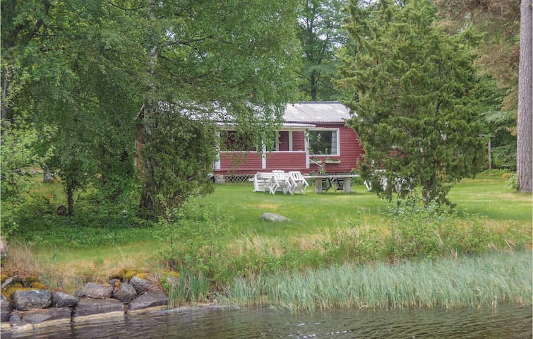 Holiday cottage with 2 bedrooms on 105 m² in Växjö