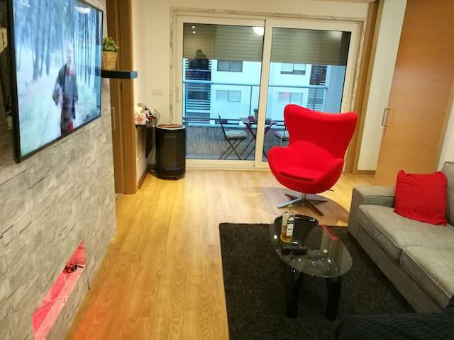 Confy Flat @ Expo Norte - Sacavém - Appartement