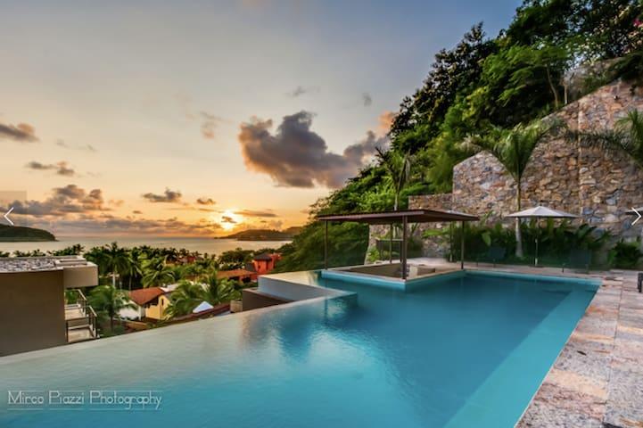 Modern and Luxurious 3BR/3BA Penthouse - Zihuatanejo - 아파트(콘도미니엄)