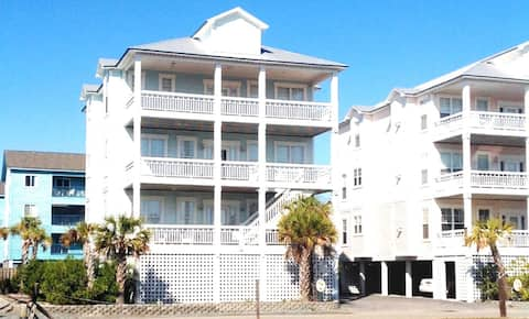 FUN! 4bed/4bath*pool*ocean & icw views*large decks