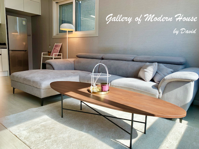 [David's #3]Gallery of Modern house in Dongtan