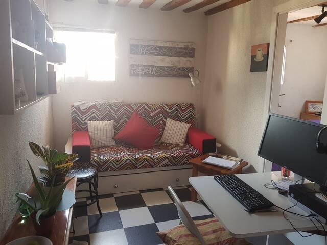 Delicioso piso en Lavapies-Madrid.