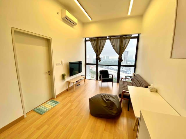 Minimalist Apartment located @ Central Cyberjaya