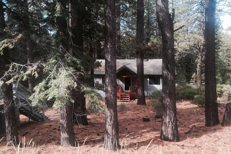Cozy, secluded home near ski resort - South Lake Tahoe - Haus