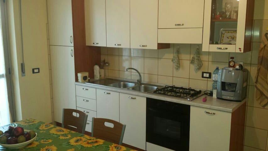 Stupendo bilocale,vacanze estive - Le Castella - Apartamento