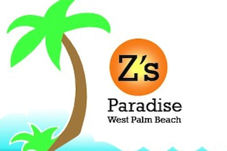 Z's Paradise Bed & Breakfast - West Palm Beach