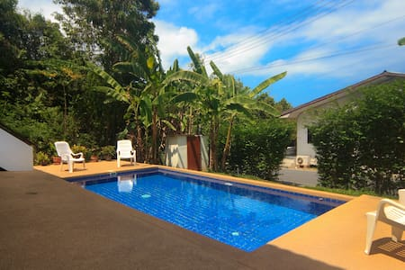 Duplex 2BR + Pool - Walk to Beach - Ko Samui - Daire