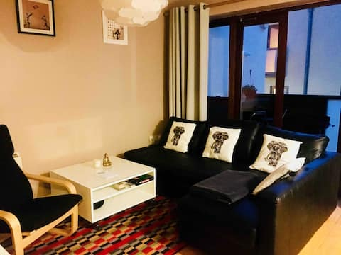 One bed in the heart of Cork City Centre