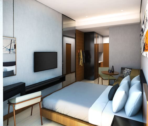 Pacific Skyloft Hotel and Residences