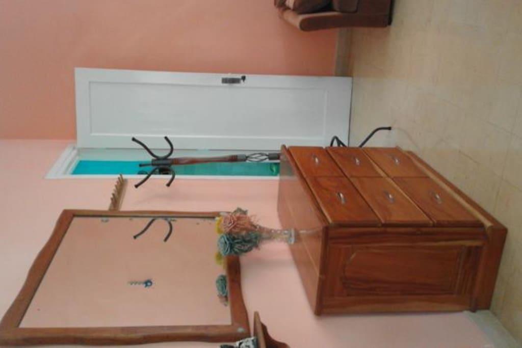 habitación 1/bedroom 1