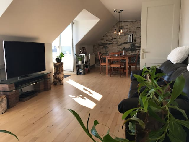 Nordic apartment close to Copenhagen - Glostrup - Appartement