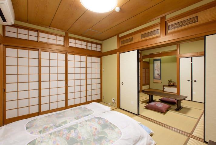 一楼的榻榻米房间