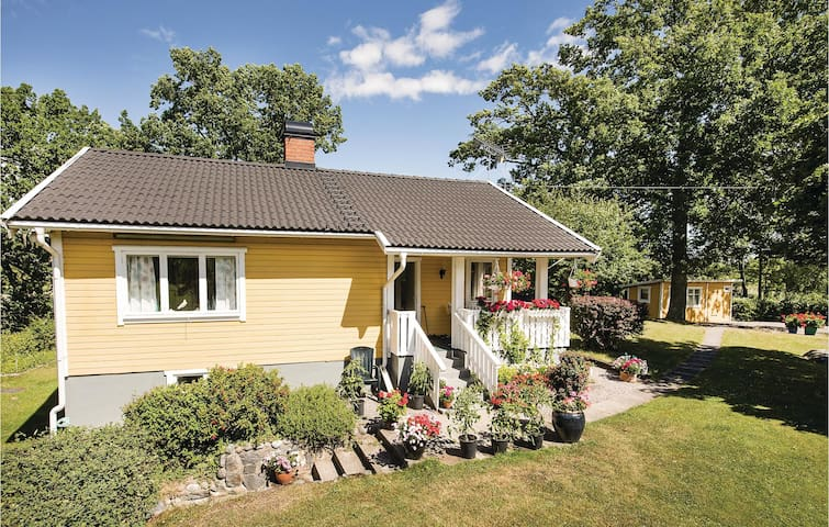 Holiday cottage with 2 bedrooms on 52m² in Strängnäs