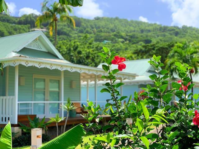 Private Villa 2 Bedrooms & 2 Bathrooms