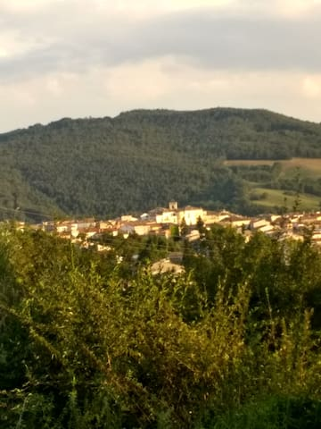 Enjoy unspoilt Italy in Roseto Valfortore