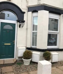 Garden Flat in Bridlington close to harbour/Spa